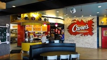 Raising Cane's hints opening date for Brooklyn location 'in November' with Rocky River location set for January 2020 opening