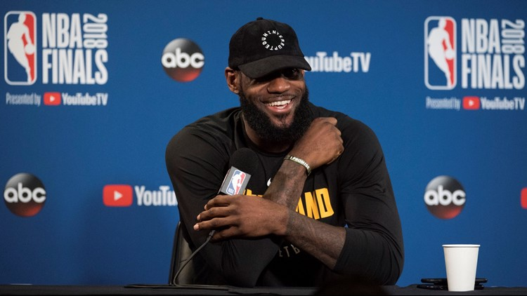 Report  Space Jam 2 trailer to launch after LeBron James  free agency  announcement b6f4c14e327
