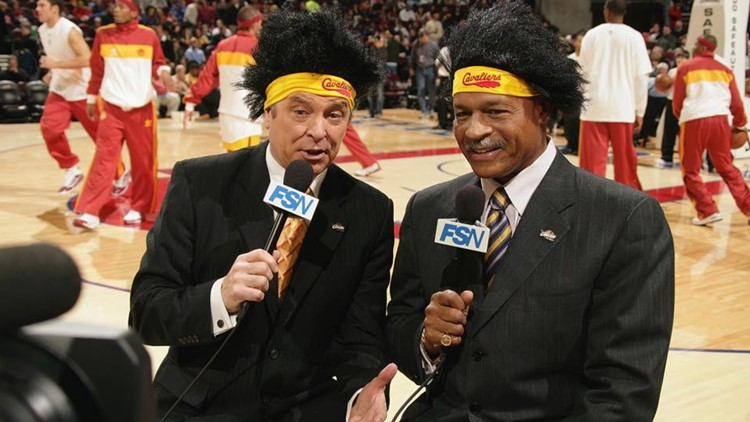 A look back at Fred McLeod's best catchphrases while calling play-by-play for the Cleveland Cavaliers