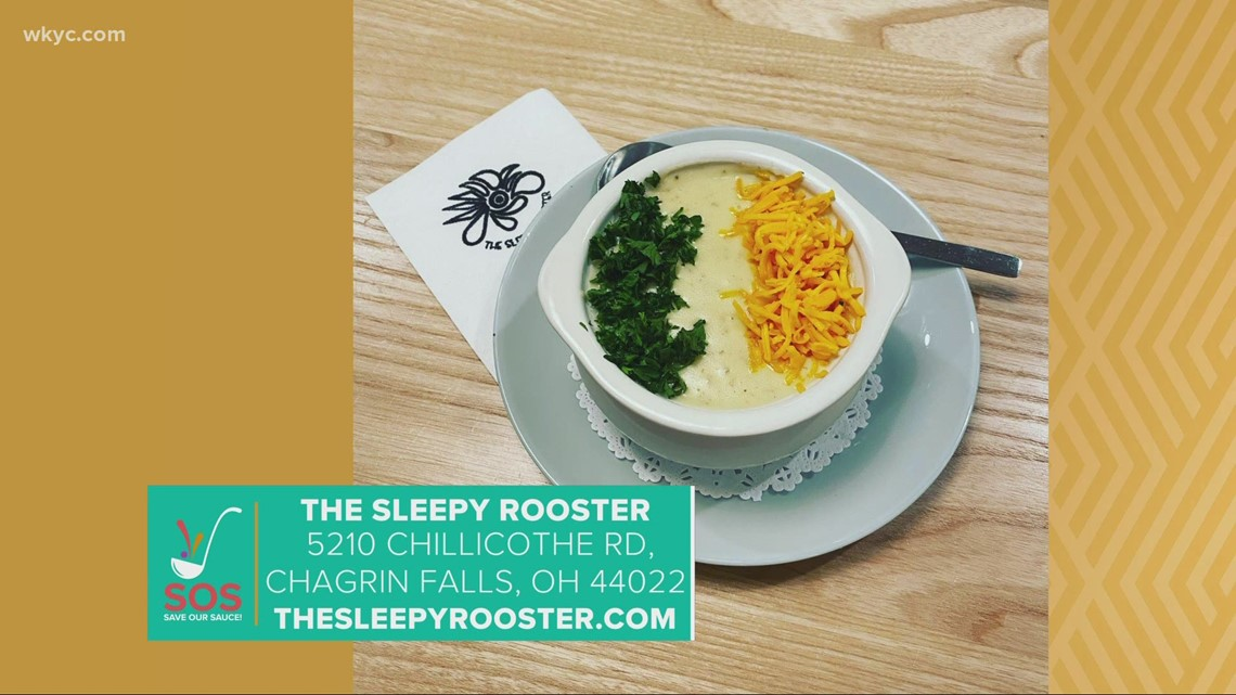 The Sleepy Rooster restaurant in Chagrin Falls: 'Save Our Sauce' campaign