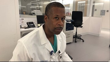Leon Bibb reports: How a Cleveland man reinvented himself from mechanic to doctor