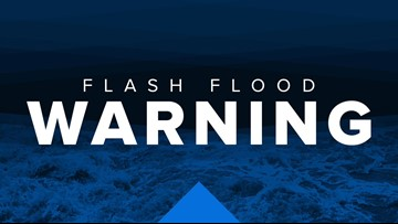 Flash flood warning issued for several Northeast Ohio counties; Rocky River bulkhead already breached