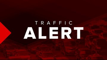 TRAFFIC ALERT | Portion of I-77 south in Canton closed due to crash