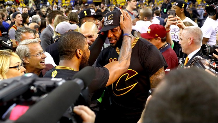15bc2b116eb71 Cleveland Cavaliers  2016 championship looks even more like a miracle in  retrospect
