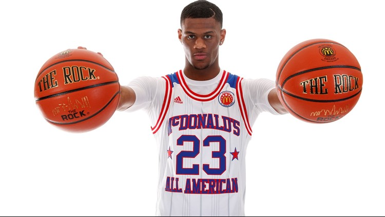 285a91a6e Meet Billy Preston  The Cleveland Cavaliers  potential Summer League  standout