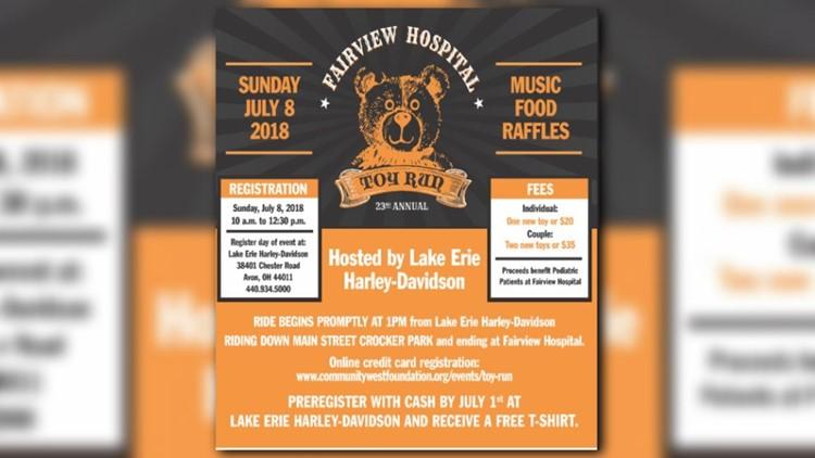 wkyc.com | Lake Erie Harley-Davidson group in Avon hosts 23rd annual