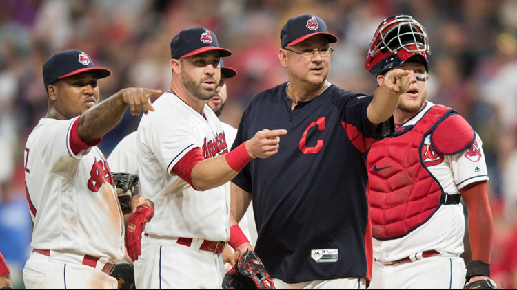 A failure to communicate by Indians coaches highlighted a 7-run 9th inning by the Reds in Tuesday's loss.