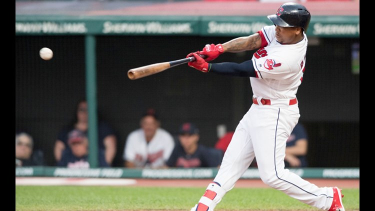 Cleveland Indians All-Star third baseman Jose Ramirez continued his impressive first half to the regular season with an RBI triple against the New York Yankees at Progressive Field Friday night.
