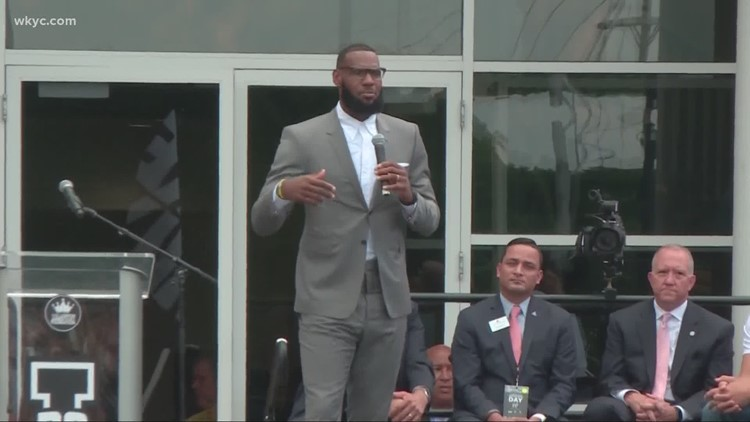 A Turning Point: LeBron James' rise to becoming a social justice leader