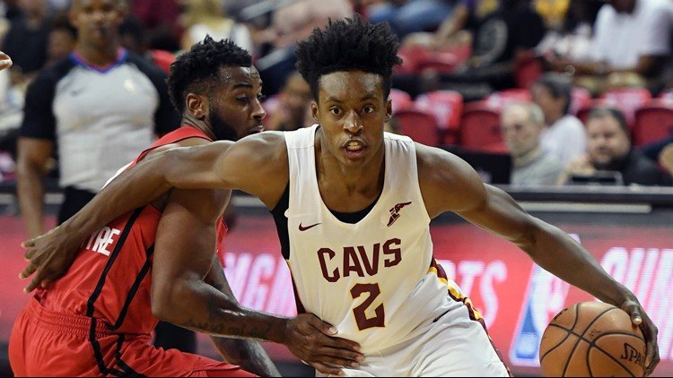 Twitter reacts to Collin Sexton's intense Summer League defense