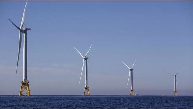 The proposal calls for the construction of a six-turbine, wind-powered electric generation facility in Lake Erie, approximately 8 to 10 miles off the shore of Cleveland.