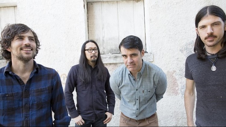 The Avett Brothers perform Sunday August 26