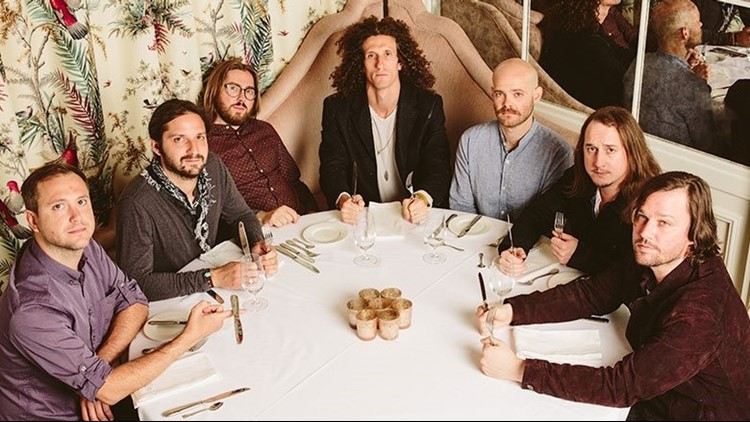 The Revivalists perform Saturday August 25