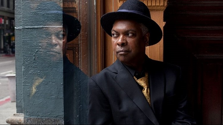 Booker T Jones performs Sunday August 26