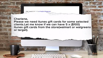 CONSUMER ALERT | Watch for email scam that seems legit, but fools even the smartest people