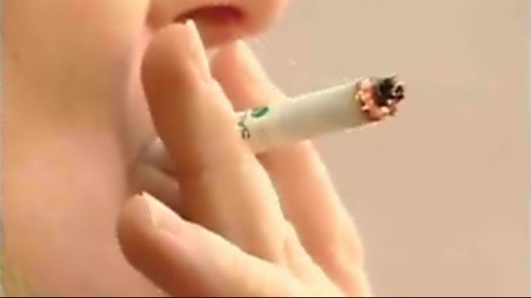 Smoking is now banned at public housing complexes