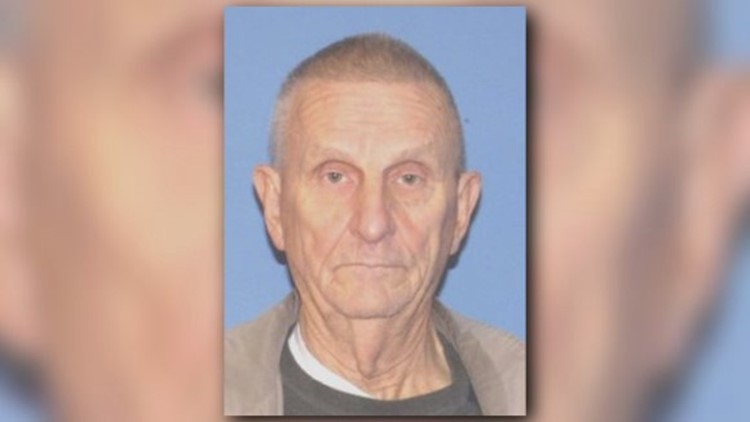 The missing adult alert has been canceled.