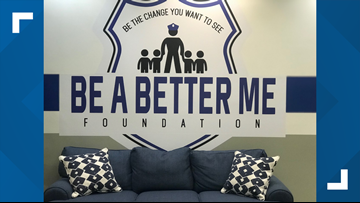 All-Star in Your Life: Canton officer's 'Be a Better Me Foundation' hits home run with the community