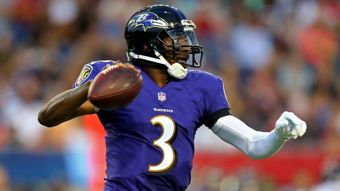7ab36843 PHOTOS: Baltimore Ravens, Chicago Bears open 2018 NFL season in Pro ...