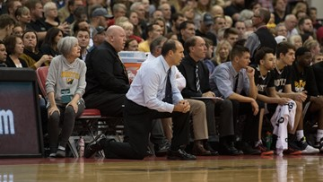 Wooster's Steve Moore sought transparency by announcing decision to step down after next season