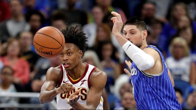 Cavaliers fall at Magic despite Collin Sexton's 23 points