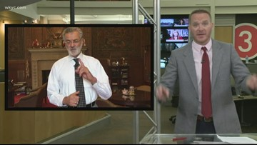 Mike Polk Jr. has some thoughts on Mayor Frank Jackson's video addressing grandson's legal issues