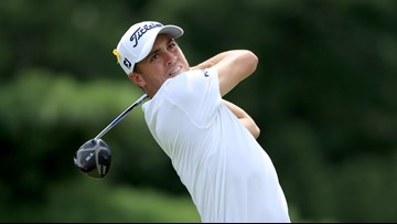 Justin Thomas, Tommy Fleetwood, Ian Poulter share lead at Firestone