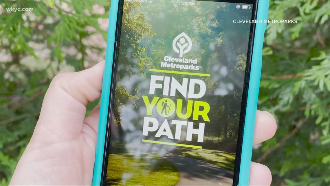 Cleveland Metroparks launch new 'Find Your Path' app