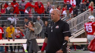 Report: Former Ohio State assistant coach Zach Smith arrested