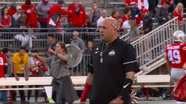 Report: Police were concerned for safety of ex-Ohio State coach Zach Smith's wife