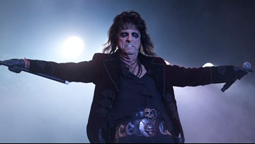 Alice Cooper's 2020 tour coming to Blossom Music Center with Tesla and Lita Ford: Every ticket sold to benefit Rock Hall