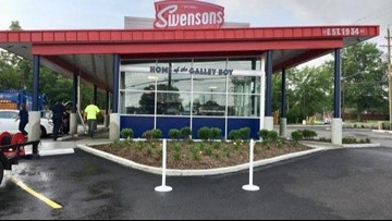 Swensons opens new location in North Olmsted: Time for a Galley Boy!