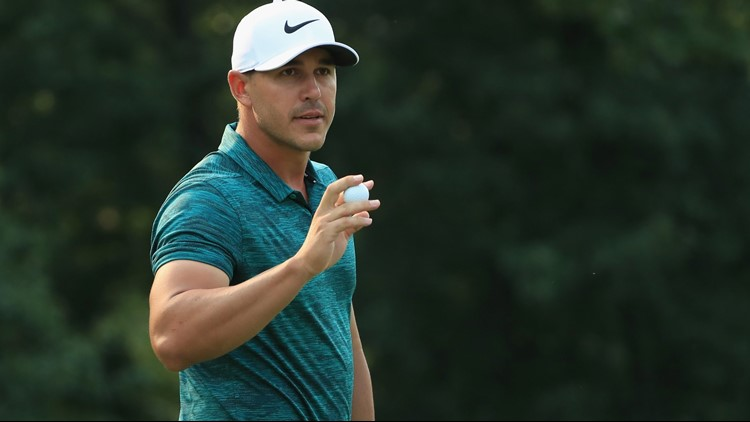 The win marks Brooks Koepka's third career victory in a Major.