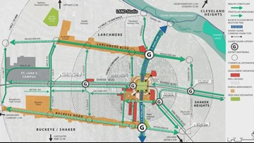 Community chimes in on Shaker Square project which could remove Shaker Blvd