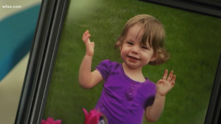 A mother's warning after her 18-month-old died sleeping in a car