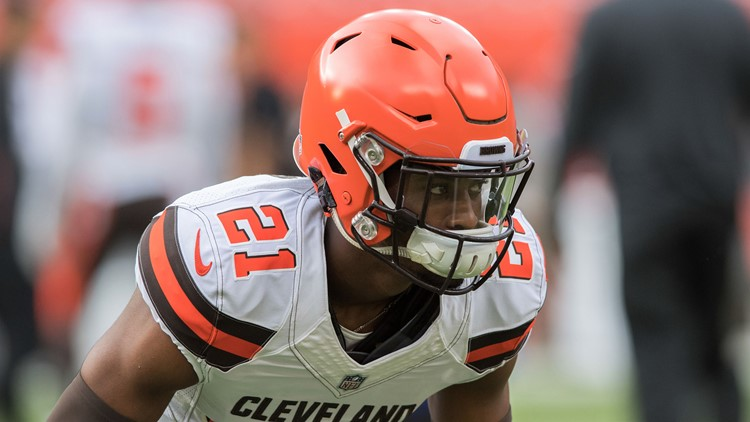 Browns DC: Ward's 'stupid' play to blame for injury