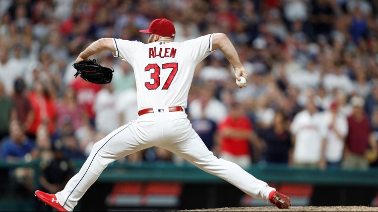 Report | Former Cleveland Indians closer Cody Allen nearing deal to join Los Angeles Angels