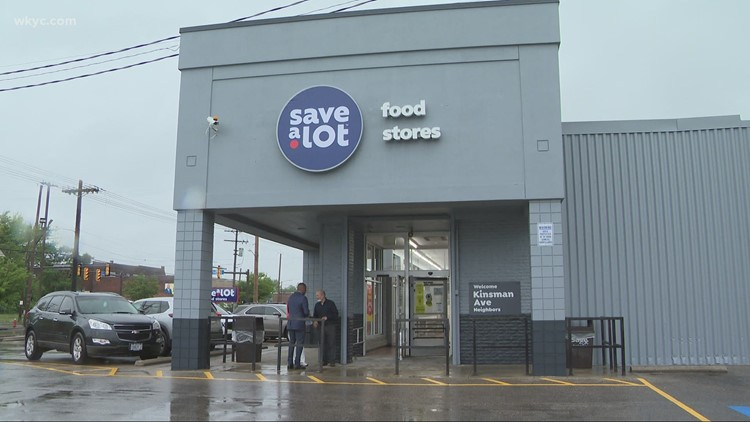 Northeast Ohio company buys 15 Save A Lot stores, aims to eliminate food deserts