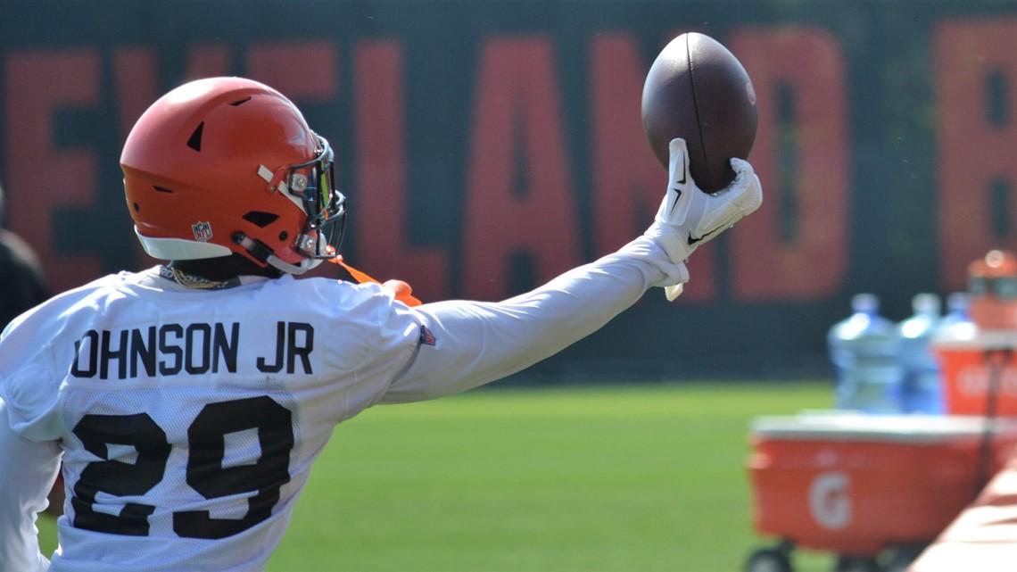 PHOTOS | Cleveland Browns Practice - August 28, 2018 | wkyc com