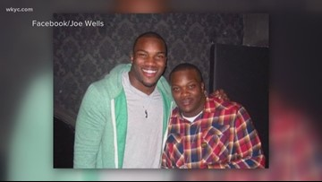 Brother of former Ohio State RB Beanie Wells shot and killed in East Akron neighborhood