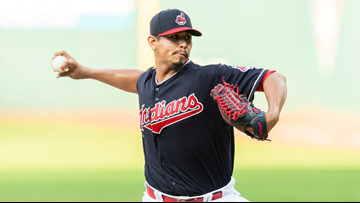 Cleveland Indians, Carlos Carrasco agree to contract extension through 2022