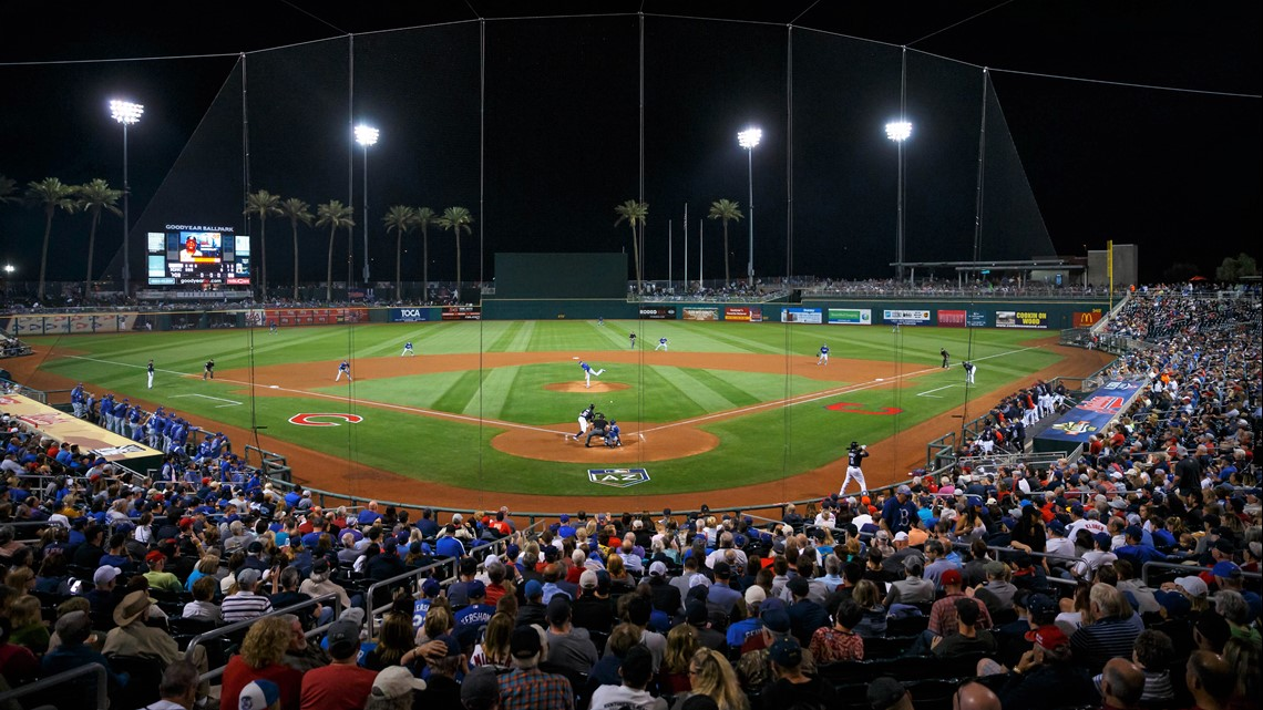 Cleveland Indians announce 2019 spring-training schedule ...