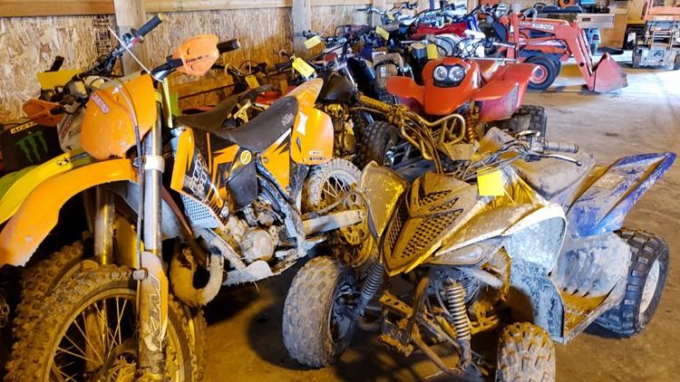 Richland County: Man seriously injured in ATV crash