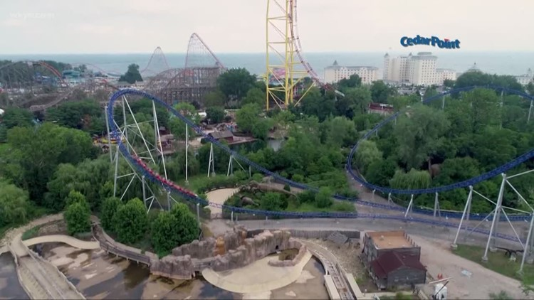 Cedar Point nears capacity as season comes to a close, social media reacts