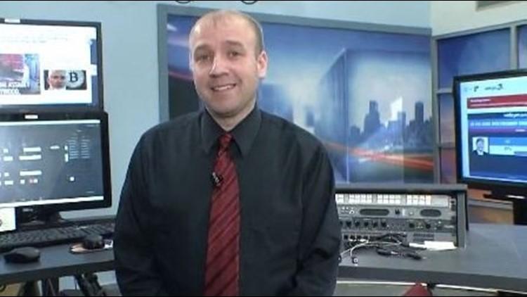 Ryan Haidet, WKYC Executive Digital Producer