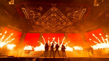 Trans-Siberian Orchestra Beat the Box Office codeword sweepstakes