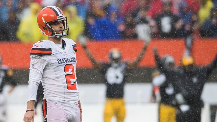 Browns, Steelers battle to a 21-all tie