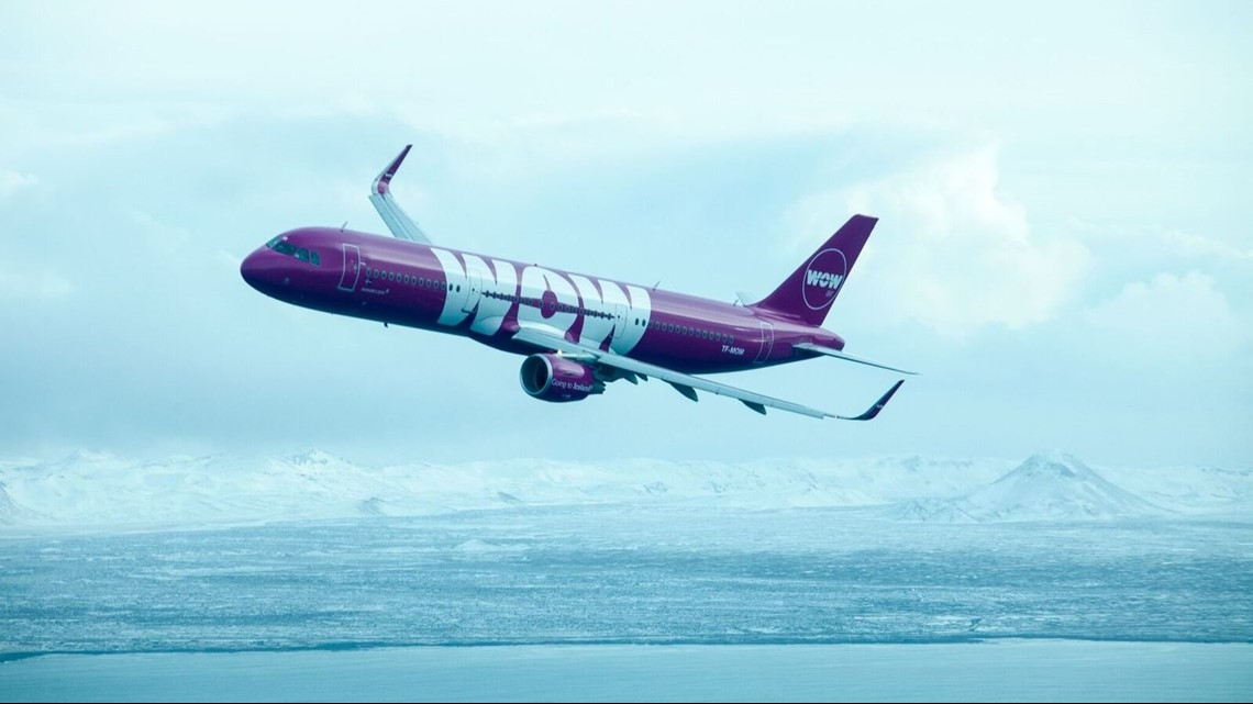 Wow Air Offers 69 Flights From Cleveland To Iceland