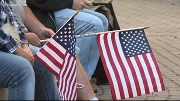 Renewed pledge to never forget at Northeast Ohio 9/11 ceremonies