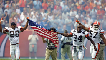 How sports were affected after September 11, 2001: The Donovan Live Postgame Show